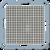 Сигнализатор акустический Слоновая кость (А-программа) (A567-G3CH) JUNG