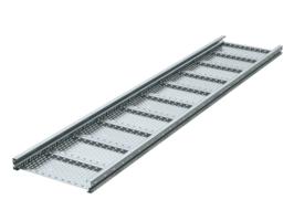 Лоток перфорированный 800х100 L6000 сталь 1.5мм тяжелый (лонжерон) оцинк. ДКС USM618 DKC (ДКС) листовой 100х800 м цена, купить