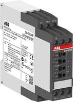 Реле контроля напряжения 1ф CM-ESS.2S (диапазоны измерения 3- 30В 6-60В 30-300В 60-600 AC/DC) питание 240В AC 2ПК винт. клеммы ABB 1SVR730831R1400 Однофазное диапазоны купить в Москве по низкой цене
