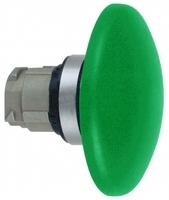 Головка грибовидной кнопки 22мм без подсветки с возвр. зел. SchE ZB4BR316 Schneider Electric цена, купить