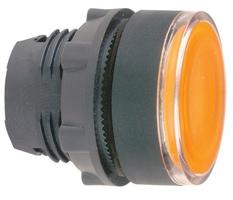 Головка кнопки с подсветкой желт. SchE ZB5AW353 Schneider Electric КОРПУС 22ММ цена, купить