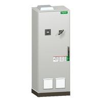 Установка конденсаторная VarSet 400 кВАр автоматический выключатель ввод сверху VLVAF5N03518AK Schneider Electric, цена, купить