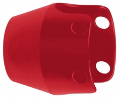 Устройство защ. для грибовидн. кнопки SchE ZBZ1604 Schneider Electric Колпачок красный металлический купить в Москве по низкой цене