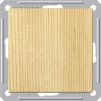 Выключатель 1-кл. СП W59 250В 16АХ с самовозвратом без рамки сосна SchE VS116-155-7-86 Schneider Electric купить по оптовой цене