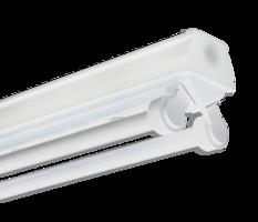 Светильник люминесцентный ЛСП-22-2x65-002 компенсированный IP53 1022265002 Ардатовский СТЗ, цена, купить