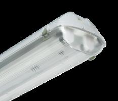 Светильник люминесцентный ЛСП-44-2x36-002 IP65 компенсированный 1044236002 Ардатовский СТЗ, цена, купить
