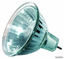 Лампа MR-16 d51 GU5.3 ГАЛОГЕН. 35Вт 38гр. 12В Camelion 2931 купить по оптовой цене