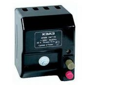 Выключатель автоматический АП50Б-3МТ-4А-10Iн-400AC-У3 107279 КЭАЗ