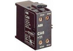 Доп контакт CA6-11E боковой установки для миниконтактров В6 В7 GJL1201317R0002 ABB