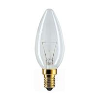 Лампа накаливания декоративная ДС 40вт B35 230в E14 (свеча) 871150000000000 PHILIPS Lighting, цена, купить