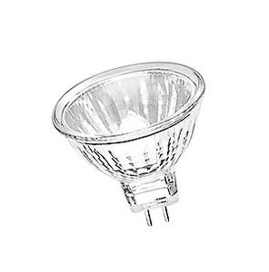Лампа галогенная 94 205 JCDR 35Вт GU5.3 230В 2000h Navigator 4607136942059 цена, купить в Москве