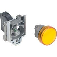 Лампа сигнальная 22мм 24в светодиодная желтая Schneider Electric