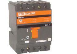 Автоматический выключатель ВА88-33 3Р 125А 35кА SQ0707-0012 TDM