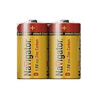 Элемент питания солевой 94 761 NBT-NS-R20-SH2 (шринка 2шт) Navigator 94761 17011 купить в Москве по низкой цене