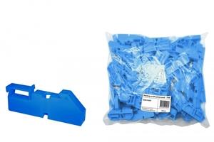 Изолятор на DIN рейку синий TDM SQ0810-0002 ELECTRIC купить по оптовой цене