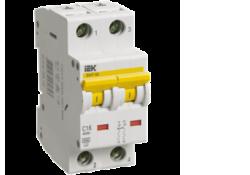 Автоматический выключатель ВА 47-60 2Р 32А 6 кА х-ка С MVA41-2-032-C ИЭК