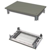 Комплект крыша и основание для шкафов CQE 600 х мм | R5KTB66 DKC (ДКС) дно RAM BLOCK купить в Москве по низкой цене