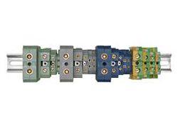 Зажим наборный ЗНИ-4мм2 (JXB35А) синий SQ0803-0002 TDM