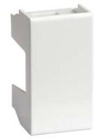 Заглушка на 1 модуль, Viva, белая код 45016 DKC (ДКС) купить по оптовой цене