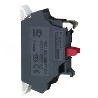 Блок контактов 1НО пружинный зажим SchE ZBE1015 Schneider Electric цена, купить