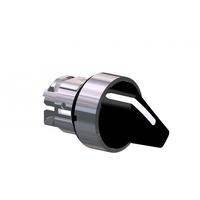 ГОЛОВКА ДЛЯ ПЕРЕКЛЮЧАТЕЛЯ 22ММ ZB4BD2 | Schneider Electric черн двухпозиционного с фиксатором купить в Москве по низкой цене