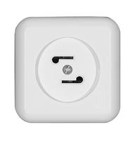 ПРИМА Радиорозетка наружная в сборе белая индивидуальная упаковка RPVAM-BI Schneider Electric, цена, купить
