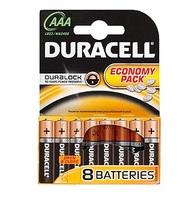 Элем. Пит. Duracell LR03-8BL BASIC (8/80/35280) C0033441 Duracell, цена, купить