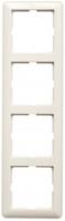 Рамка четырехместная КД-4-28/KD-4-28 Wessen W59 Schneider Electric купить по оптовой цене