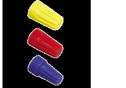 Соединительный изолирующий зажим СИЗ-1 1,5-3,5 синий (100 шт) USC-10-4-100 ИЭК