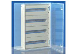 Панель для модулей, 156 (6 x 26) модулей, для шкафов CE, 1200 x 600мм R5TM126 DKC