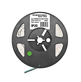Лента светодиодная 71 436 NLS-3528G60-4.8-IP20-12В-Pro R5 Navigator 4670004714362 - купить по низким ценам.