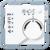 KNX-регулятор с ручкой для установки температуры белый (A2178TSWW) JUNG