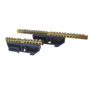 Шина на DIN рейку N 95.63.12. ЭКФ sn1-63-12-d - купить по низким ценам.