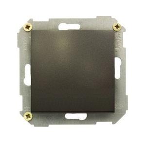 Механизм выключателя 1-кл. Simon34 графит 34101-038 - купить по низким ценам.