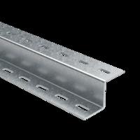 Профиль Z-образный 50х50х50мм L1000мм толщина 2.5мм цинк-ламель BPM3510ZL DKC, цена, купить