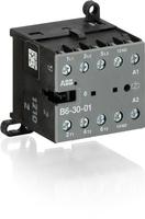Миниконтактор B6-30-01 9A 400В AC3 катушка управления 230В АС (GJL1211001R8010) ABB купить по оптовой цене