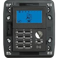 BT Axolute Антрацит Устройство локального контроля с дисплеем для системы охранной сигнализации HS4608 Bticino (Legrand) купить по оптовой цене