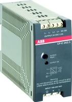 Блок питания CP-E 24/10.0 вх. 90-132/180-264В AC/210-370В DC вых. 24В DC/10А ABB 1SVR427035R0000 купить по оптовой цене