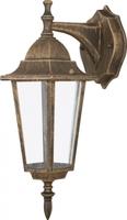 Светильник 4102 (НБУ 60Вт) 60Вт E27 IP43 улично-садовый бронза Camelion 5642 купить в Москве по низкой цене