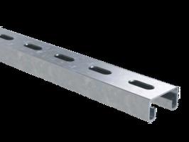 Профиль С-образный 41х21 DBL. L 3000. толщ. 1.5 мм | BPL2130 DKC (ДКС)