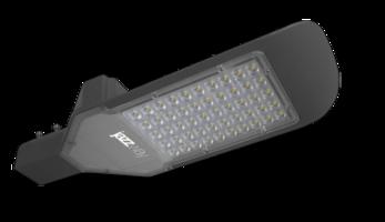 Светильник светодиодный PSL 02 GR 50Вт 5000К IP65 AC85-265В уличный (Аналог ДКУ) JazzWay 5005785 5600Лм купить в Москве по низкой цене