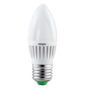 Лампа светодиодная 94 493 NLL-C37-7-230-2.7K-E27-FR Navigator 4607136944930 - купить по низким ценам.