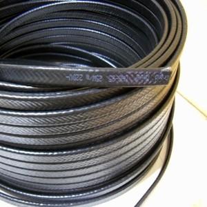 Саморегулирующийся греющий кабель 25Вт\м с экраном 220В UV оболочкой, сертификат Ex (м) Grand Meyer UHC-25 цена, купить в Москве