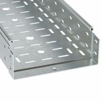 Лоток перфорированный 300х80 L3000 сталь 1мм ДКС 3530510 DKC (ДКС)