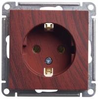 Механизм розетки W59 16А без защ. шторок с заземл. мореный дуб SchE RS16-154-9-86 Schneider Electric купить по оптовой цене