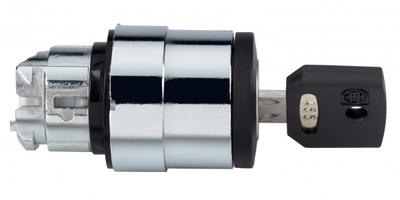 ГОЛОВКА ДЛЯ ПЕРЕКЛ. 22ММ С КЛЮЧЕМ ZB4BG212 | Schneider Electric цена, купить