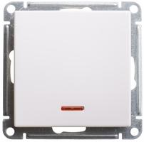 Механизм переключателя 1-кл. W59 с подсвет. 10АХ бел. SchE VS610-157-1-86 Schneider Electric купить по оптовой цене