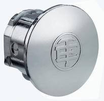 Заглушка круглая 22мм пластик Schneider Electric ZB4SZ3 металл СКОБА d22мм купить в Москве по низкой цене