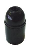 Патрон карболитовый подвесной, Е27, черный, Б/Н TDM SQ0335-0011 ELECTRIC купить по оптовой цене