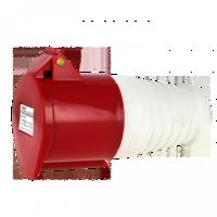 Розетка переносная 214 3Р+РЕ 16А 380В IP44 EKF PROxima | ps-214-16-380